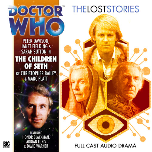 Doctor Who: The CHILDREN of SETH - The Lost Stories #3.03 - Big Finish Audio CD