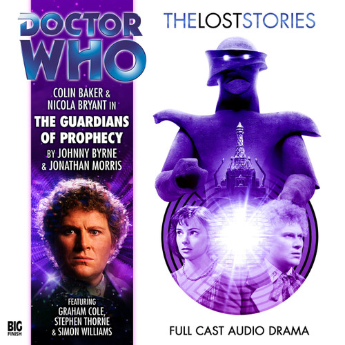 Doctor Who: The GUARDIANS OF PROPHECY - The Lost Stories #3.04 - Big Finish Audio CD