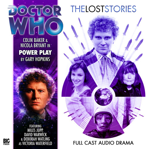 Doctor Who: POWER PLAY - The Lost Stories #3.05 - Big Finish Audio CD