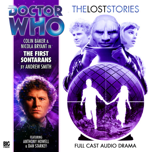 Doctor Who: The FIRST SONTARANS - The Lost Stories #3.06 - Big Finish Audio CD