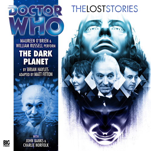 Doctor Who: The DARK PLANET - The Lost Stories #4.01 - Big Finish Audio CD