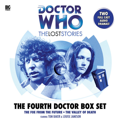 Doctor Who: Fourth Doctor (Tom Baker) Box Set - The Lost Stories - Big Finish Box Set