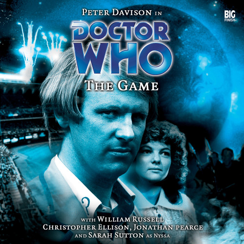 Doctor Who: THE GAME - Big Finish 5th Doctor Audio CD #66