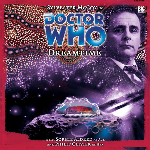 Doctor Who: DREAMTIME - Big Finish 7th Doctor Audio CD #67