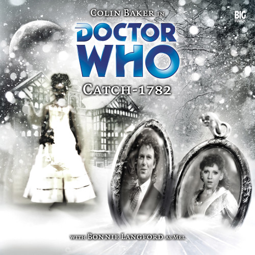 Doctor Who: CATCH-1782 - Big Finish 6th Doctor Audio CD #68