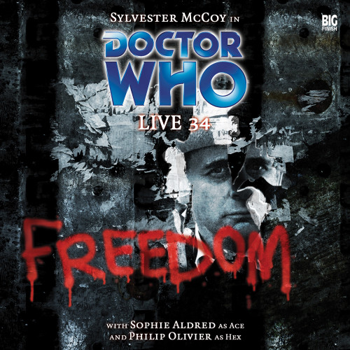 Doctor Who: LIVE 34 - Big Finish 7th Doctor Audio CD #74