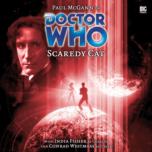 Doctor Who: SCAREDY CAT - Big Finish 8th Doctor Audio CD #75