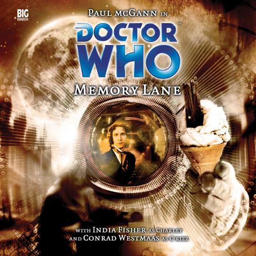 Memory Lane - Big Finish 8th Doctor Audio CD #88
