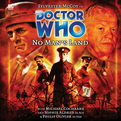 Doctor Who: No Man's Land - Big Finish 8th Doctor Audio CD #89