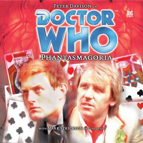 Doctor Who: PHANTASMAGORIA - Big Finish 5th Doctor Audio CD #2