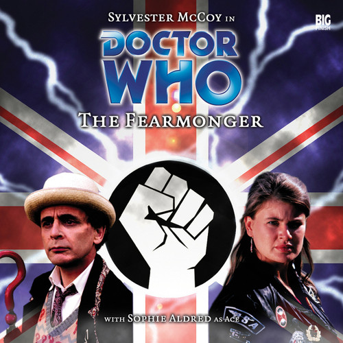 Doctor Who: THE FEARMONGER - Big Finish 7th Doctor Audio CD #5