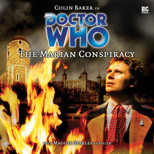 Doctor Who: THE MARIAN CONSPIRACY - Big Finish 6th Doctor Audio CD #6 (Last Few)