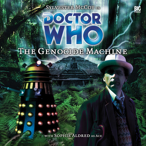 Doctor Who: DALEK EMPIRE: THE GENOCIDE MACHINE - Big Finish 7th Doctor Audio CD #7