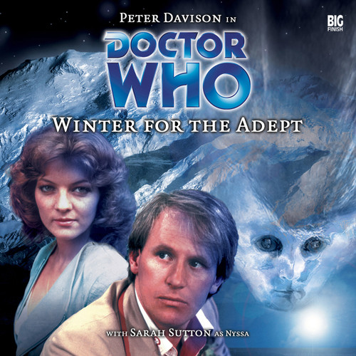 Doctor Who: WINTER FOR THE ADEPT - Big Finish 5th Doctor Audio CD #10