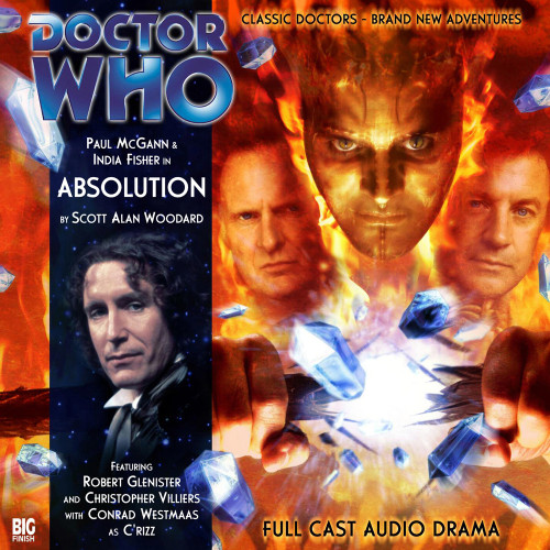 Doctor Who: ABSOLUTION - Big Finish 8th Doctor Audio CD #101