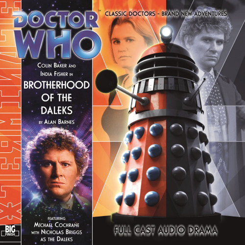 Brotherhood of the Daleks - Audio CD - Big Finish #114