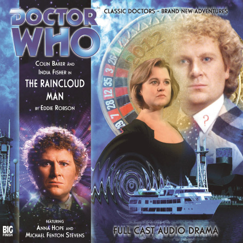 Doctor Who: THE RAINCLOUD MAN - Big Finish 6th Doctor Audio CD #116