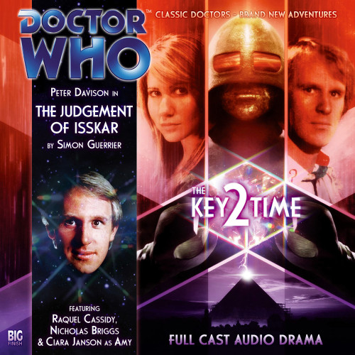 Doctor Who: KEY 2 TIME: THE JUDGEMENT OF ISSKAR - Big Finish 5th Doctor Audio CD #117