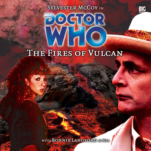 Doctor Who: THE FIRES OF VULCAN - Big Finish 7th Doctor Audio CD #12