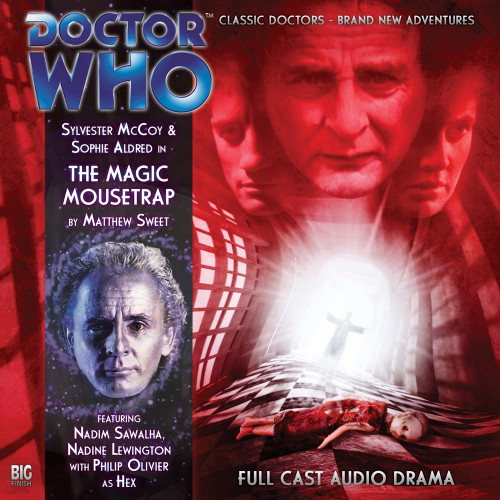 Doctor Who: THE MAGIC MOUSETRAP - Big Finish 7th Doctor Audio CD #120