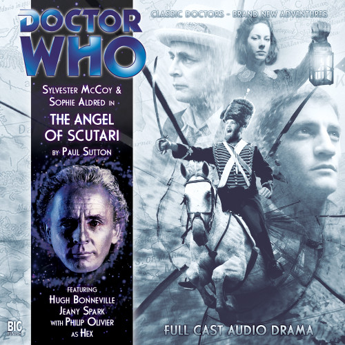Doctor Who: THE ANGEL OF SCUTARI - Big Finish 7th Doctor Audio CD #122