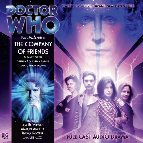 The Company of Friends - Big Finish Audio CD #123