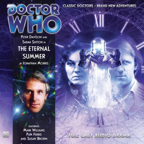 The Eternal Summer - Big Finish Audio CD #128