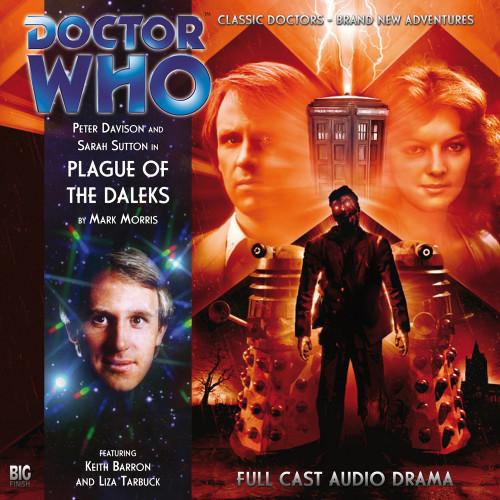 Plague of the Daleks - Big Finish Audio CD #129