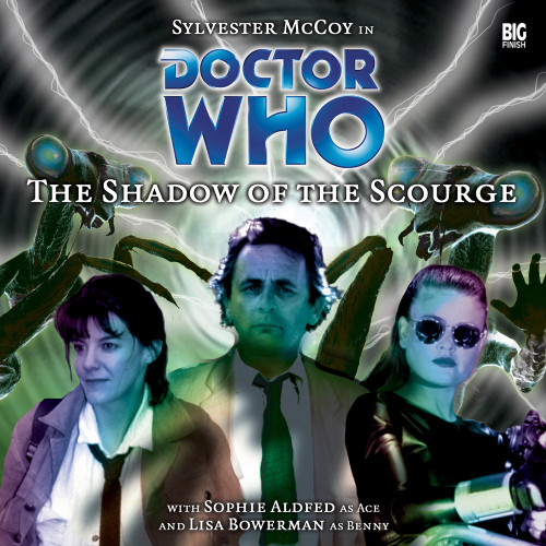 Doctor Who: SHADOWS OF THE SCOURGE - Big Finish 7th Doctor Audio CD #13