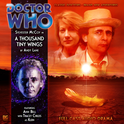 Doctor Who: A THOUSAND TINE WINGS - Big Finish 7th Doctor Audio CD #130