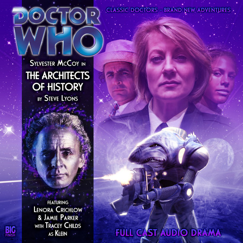 Doctor Who: THE ARCHITECTS OF HISTORY - Big Finish 7th Doctor Audio CD #132