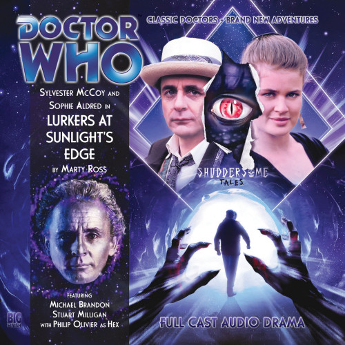 Doctor Who: LURKERS AT SUNLIGHT'S EDGE - Big Finish 7th Doctor Audio CD #141