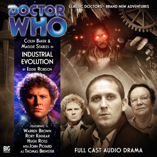 Industrial Evolution - Big Finish Audio CD #145