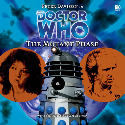 Doctor Who: DALEK EMPIRE: THE MUTANT PHASE - Big Finish 5th Doctor Audio CD #15