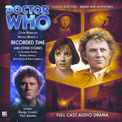 Recorded Time and Other Stories - Big Finish Audio CD #150