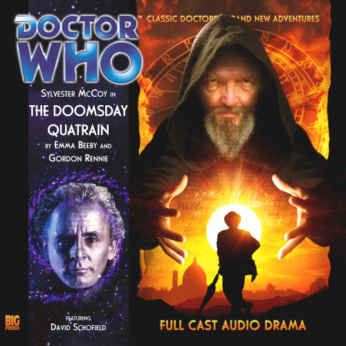 Doctor Who: THE DOOMSDAY QUATRAIN - Big Finish 7th Doctor Audio CD #151