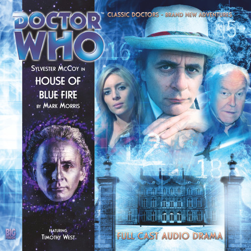 Doctor Who: HOUSE OF BLUE FIRE - Big Finish 7th Doctor Audio CD #152