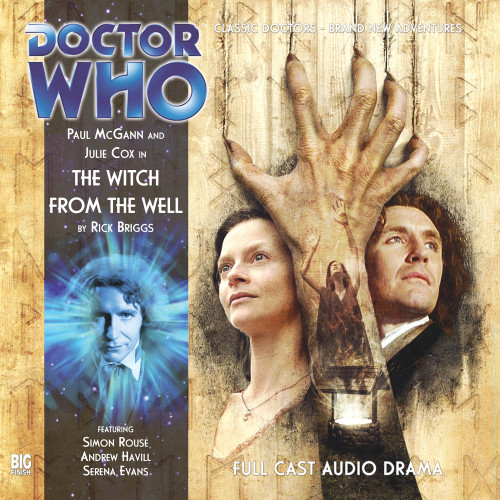 Doctor Who: THE WITCH FROM WELL - Big Finish 8th Doctor Audio CD #154