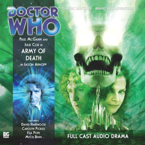 Army of Death - Big Finish Audio CD #155