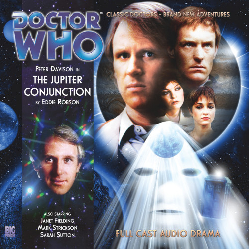 Doctor Who: THE JUPITER CONJUNCTION - Big Finish 5th Doctor Audio CD #160