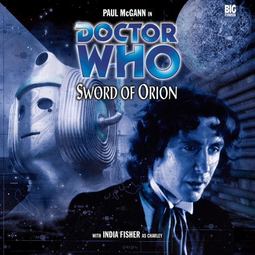 Doctor Who: THE SWORD OF ORION - Big Finish 8th Doctor Audio CD #17