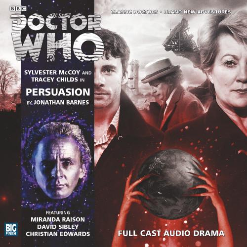 Persuasion - Big Finish 7th Doctor Audio CD #175