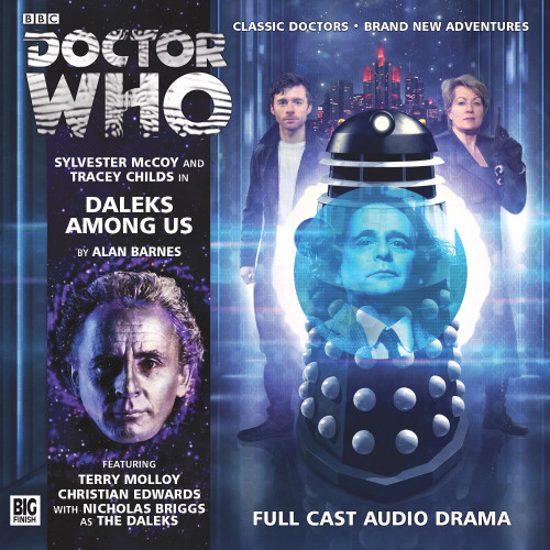 Doctor Who: DALEKS AMUNG US - Big Finish 7th Doctor Audio CD #177