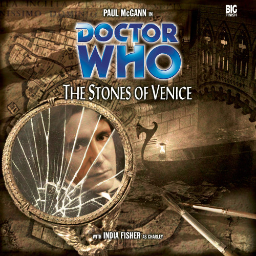 Doctor Who: THE STONES OF VENICE - Big Finish 8th Doctor Audio CD #18