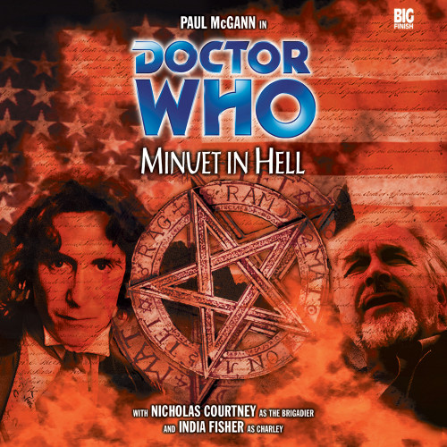 Doctor Who: MINUET IN HELL - Big Finish 8th Doctor Audio CD #19