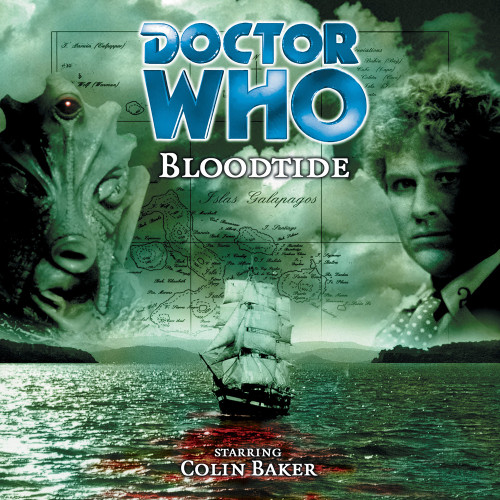 Doctor Who: BLOODTIDE - Big Finish 6th Doctor Audio CD #22