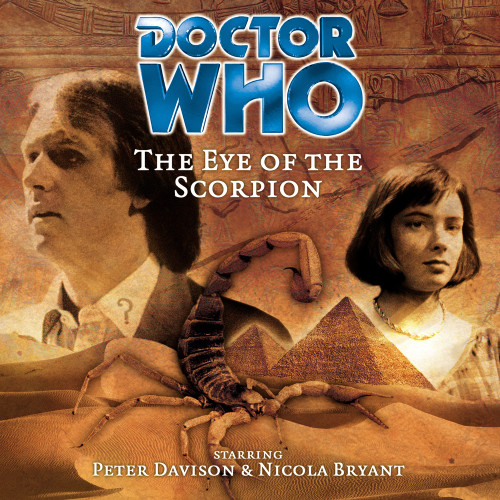 Doctor Who: EYE OF THE SCORPION - Big Finish 5th Doctor Audio CD #24