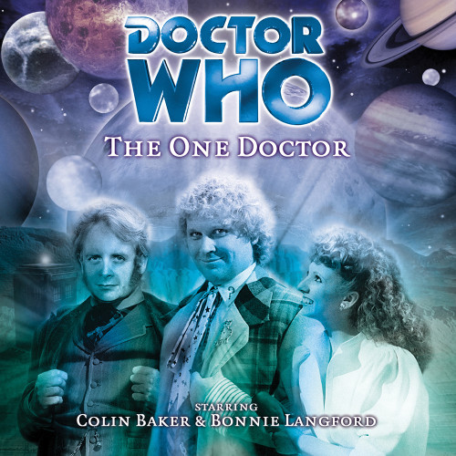 Doctor Who: THE ONE DOCTOR - Big Finish 6th Doctor Audio CD #27