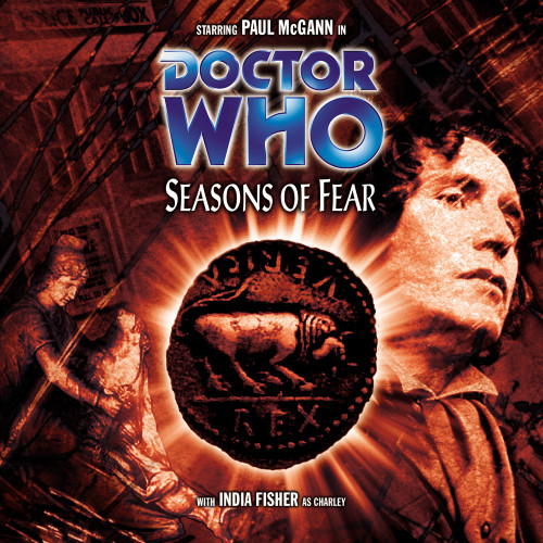 Doctor Who: SEASONS OF FEAR - Big Finish 8th Doctor Audio CD #30