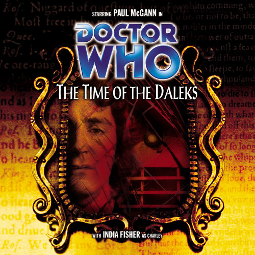 Doctor Who: TIME OF THE DALEKS - Big Finish 8th Doctor Audio CD #32